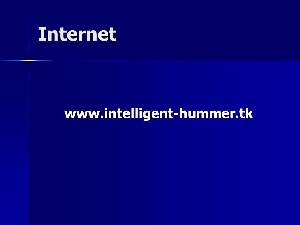 Internet www.intelligent-hummer.tk