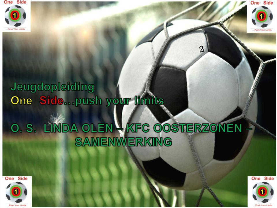 Sportieve cel 2 afgevaardigden van elke club (TVJO + assistent ).