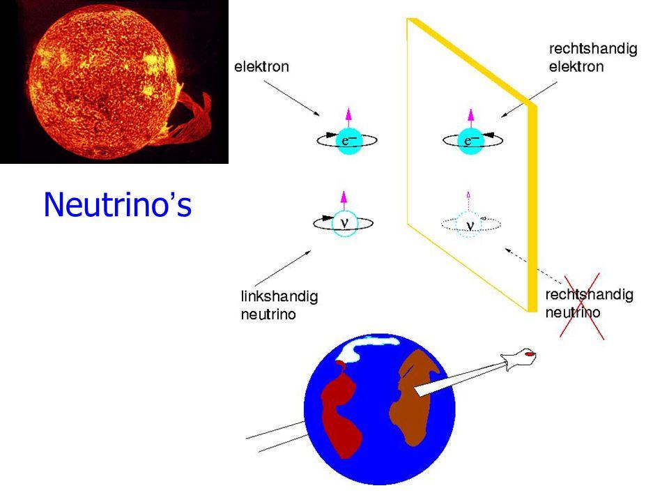 Neutrino ' s