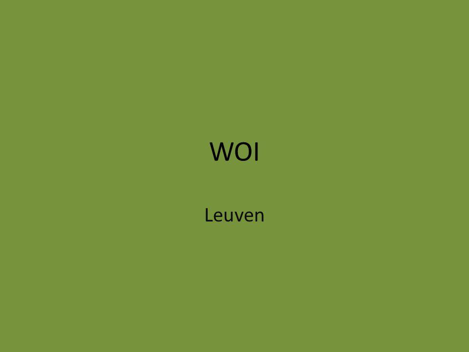 WOI Leuven