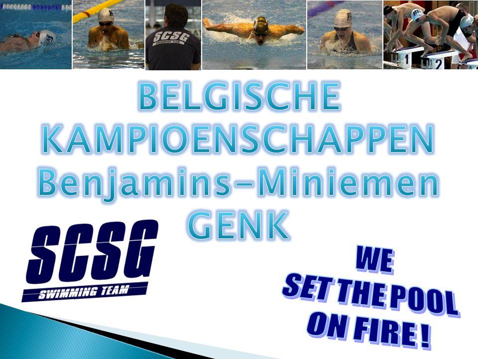BK 2012 – Antwerpen: 27,28 en 29 juli
