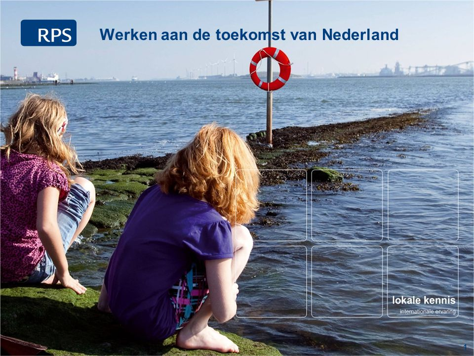 1 Werken aan de toekomst van Nederland