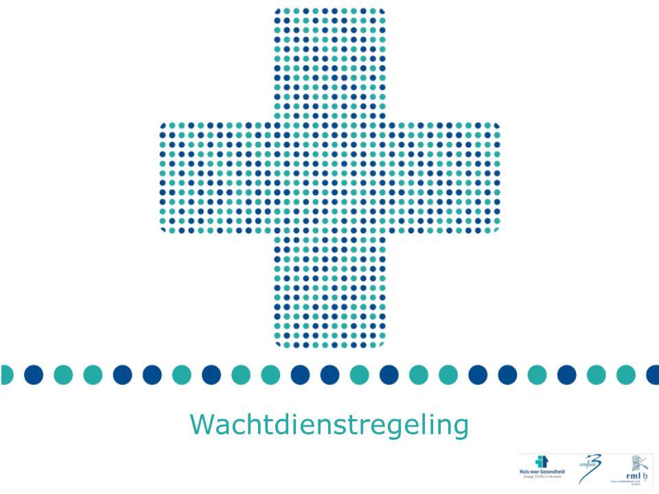 Wanneer huisarts en apotheker elkaar ontmoeten… Wachtdienstregeling Vooraf…  Hoe wordt de wachtdienst van huisartsen en van apothekers geregeld.