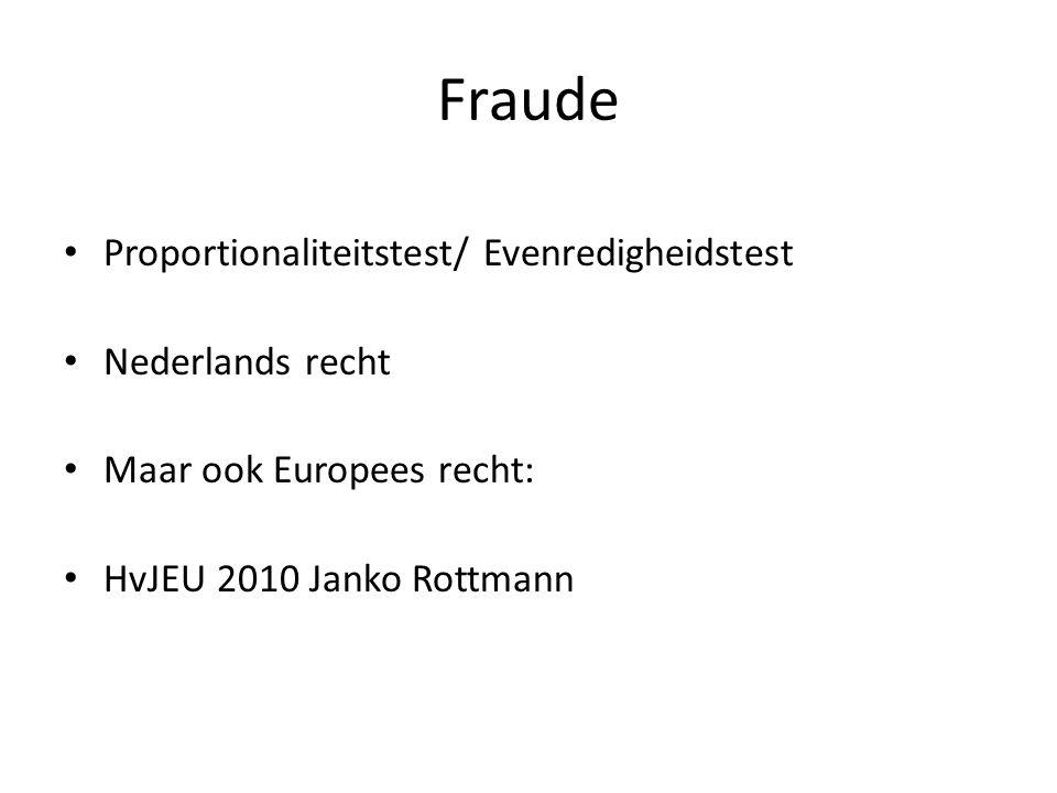 Fraude Art.14 lid 1 ook van toepassing op identiteitsfraude.