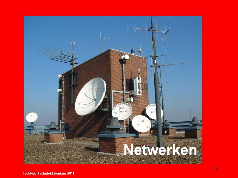 Netwerken TechNet, TechniekTalent.nu 2011 19