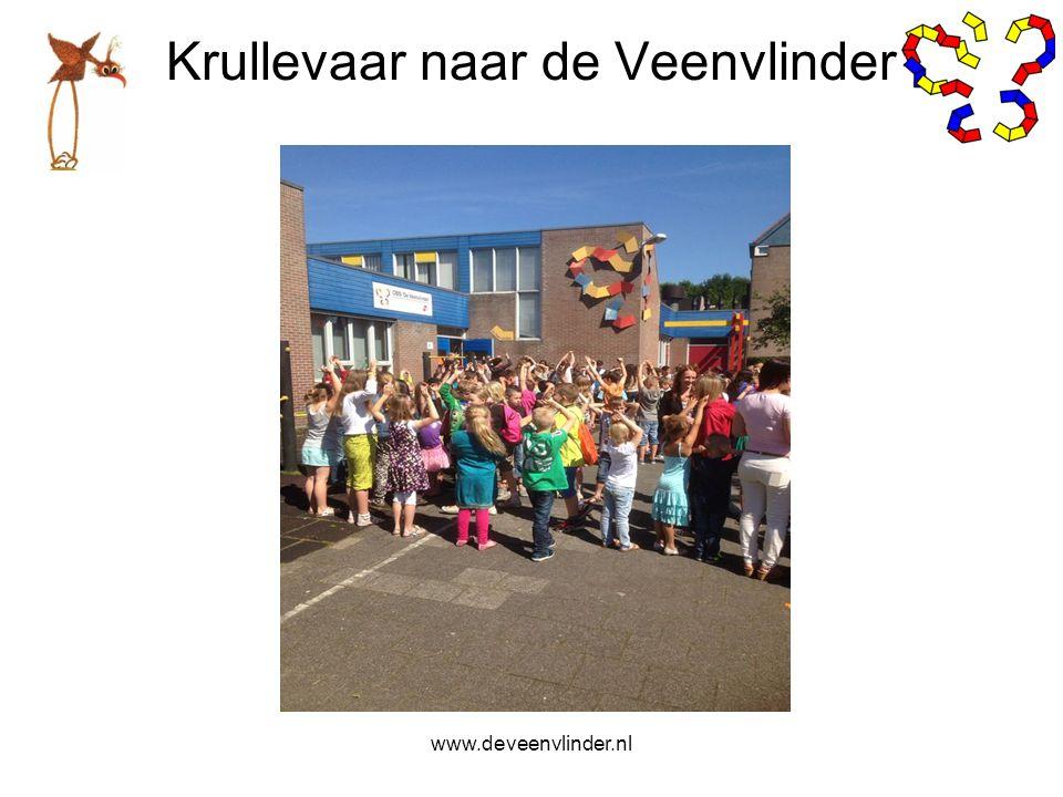 Krullevaar naar de Veenvlinder www.deveenvlinder.nl