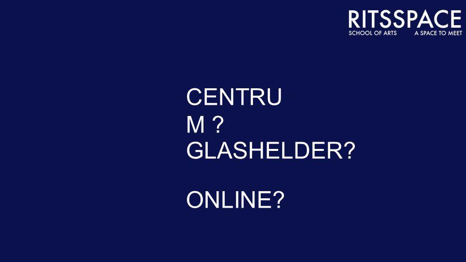 CENTRU M GLASHELDER ONLINE