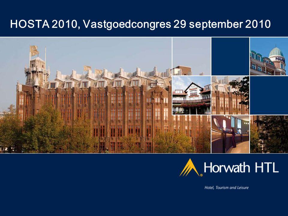 HOSTA 2010, Vastgoedcongres 29 september 2010