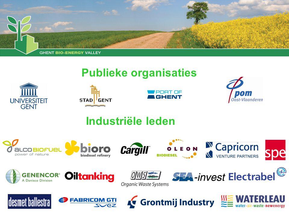 Locatie Gent: Pilot Plant Locatie Terneuzen: Training Center Bio Base Europe Innovation and training for a sustainable biobased economy
