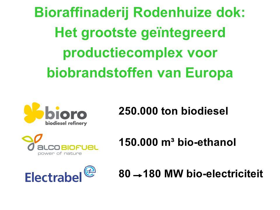 Bio Base Europe Innovation and training for a sustainable biobased economy Wordt financieel ondersteund door:
