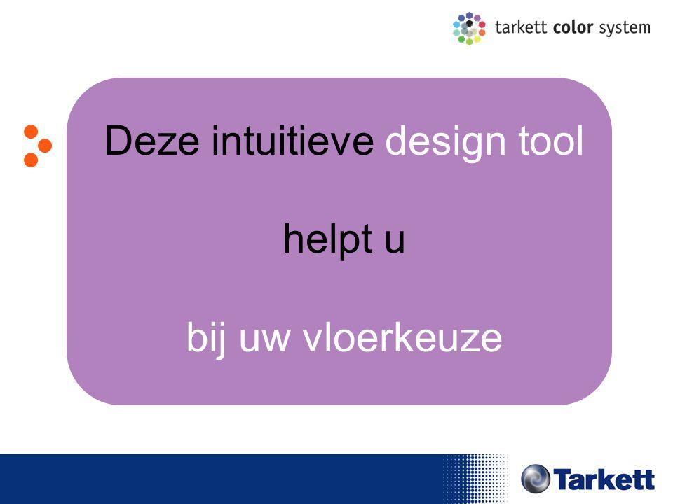 EDF Energy Briefing Deze intuitieve design tool helpt u bij uw vloerkeuze