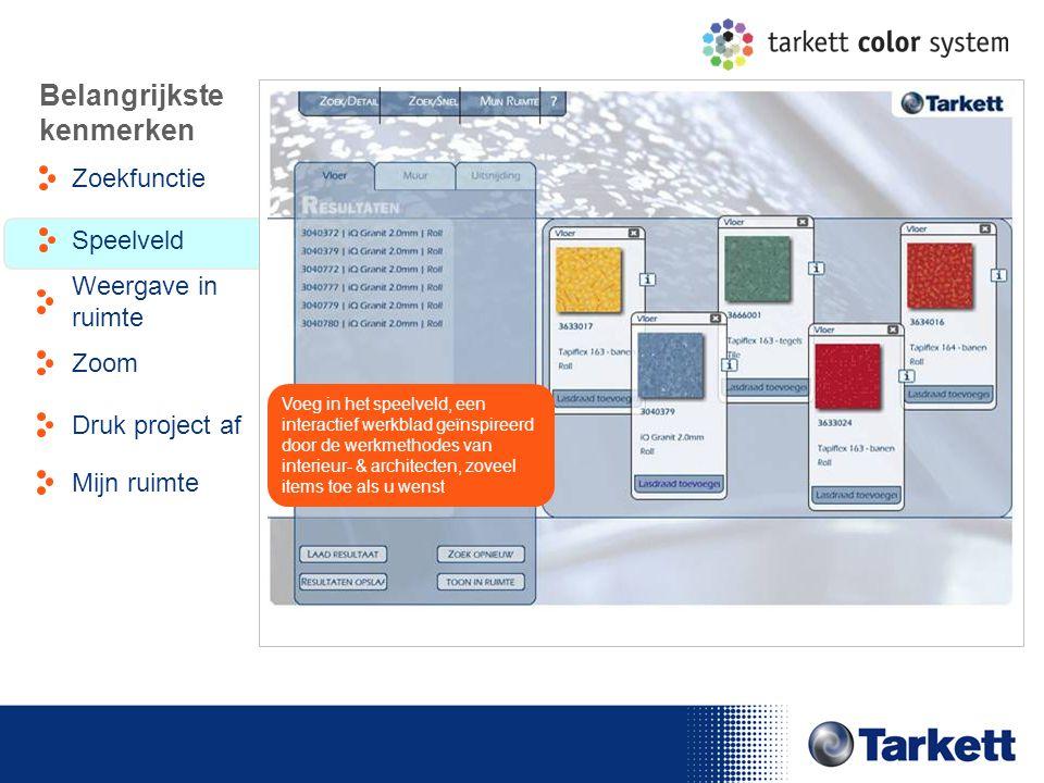 EDF Energy Briefing Voeg in het speelveld, een interactief werkblad geïnspireerd door de werkmethodes van interieur- & architecten, zoveel items toe a