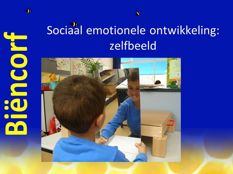 Sociaal emotionele ontwikkeling: zelfbeeld