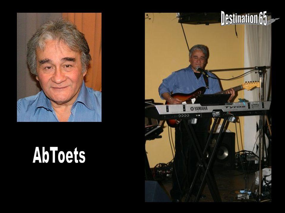 Toetsen, Gitaar & Backing vocals