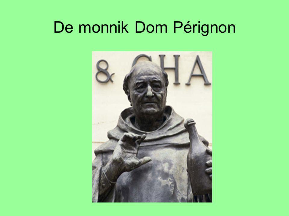 De monnik Dom Pérignon