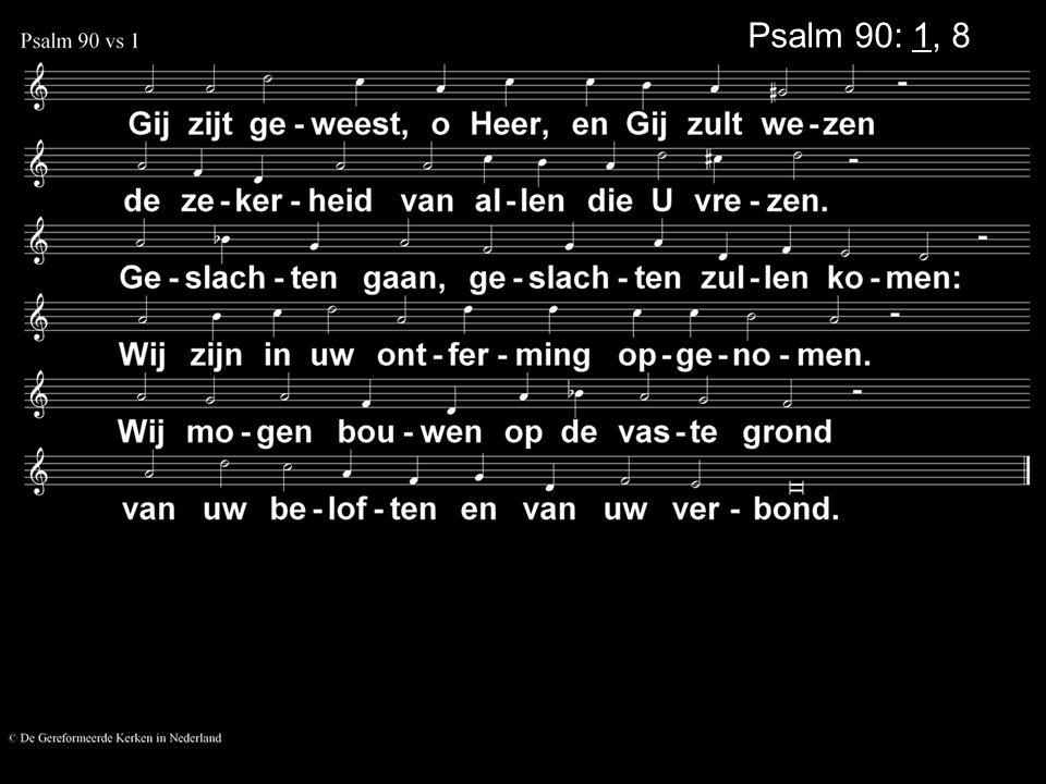 ....1. Het lichaam van Christus: Wij zijn door Christus aan elkaar verbonden (1 Kor.