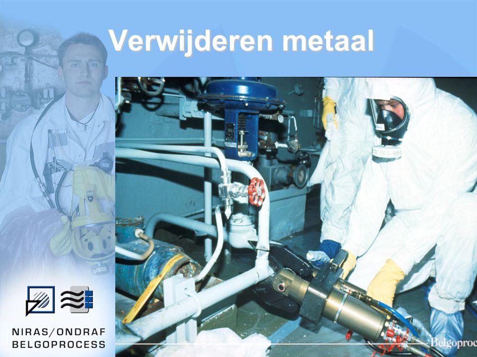 17 Verwijderen metaal