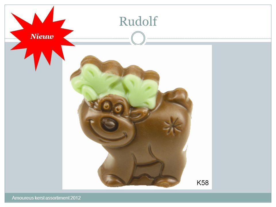 Rudolf Amoureus kerst assortiment 2012 K58 Nieuw