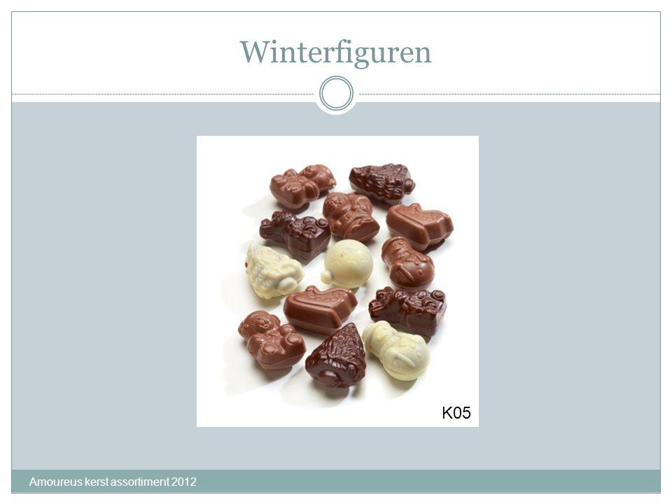 Winterfiguren Amoureus kerst assortiment 2012 K05