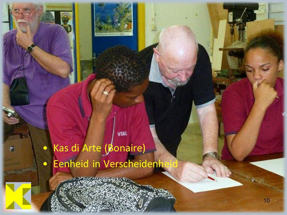 10 Kas di Arte (Bonaire) Eenheid in Verscheidenheid
