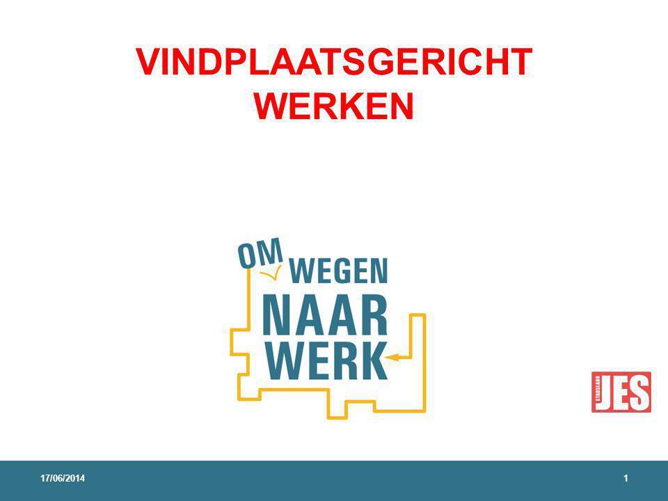 JES ANTWERPEN ACB ARBEIDSCOMPETENTIEBEGELEIDING Borgerhout/Deurne Noord/Kiel JES BRUSSEL SHW STRAATHOEKWERK Brussel Centrum/Molenbeek/Anderlecht 17/06/20142
