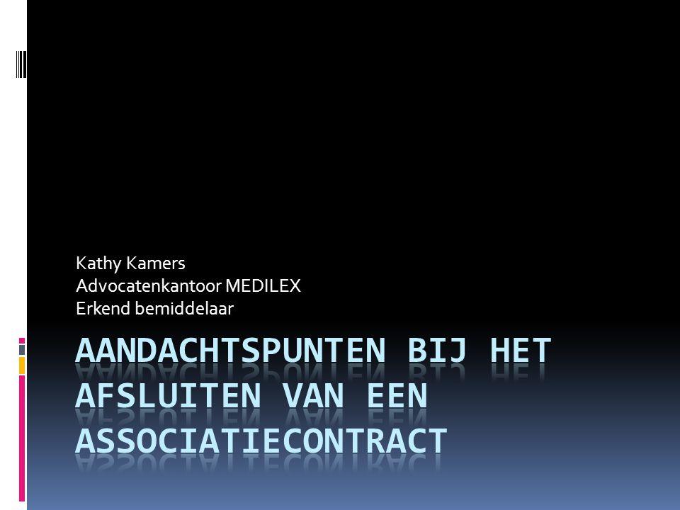 Kathy Kamers Advocatenkantoor MEDILEX Erkend bemiddelaar