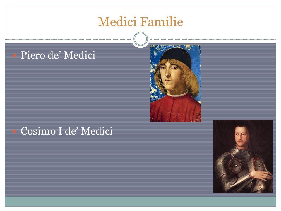 Palazzo Pitti Luca Pitti Cosimo I de' Medici en Eleonora van Toledo invloed Palazzo Pitti Binnenplaats