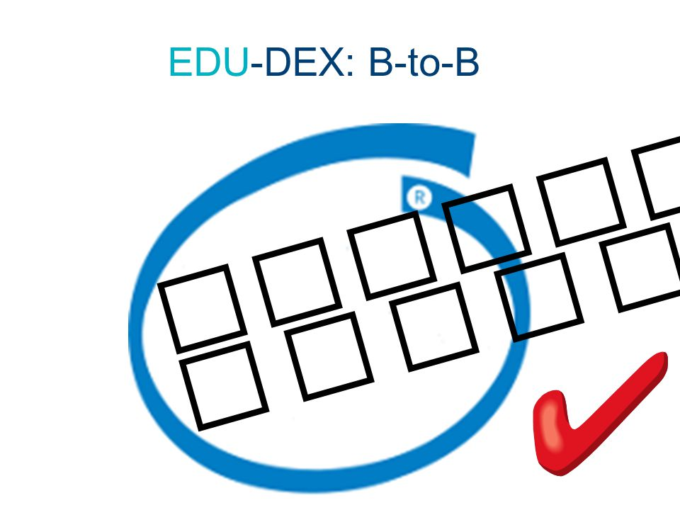 EDU-DEX: B-to-B edudex inside