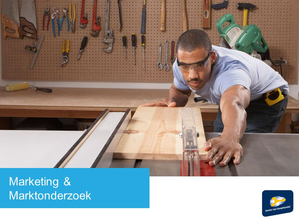 Marketing & Marktonderzoek