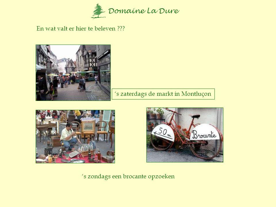 Domaine La Dure Charroux één van de mooiste dorpen van Frankrijk