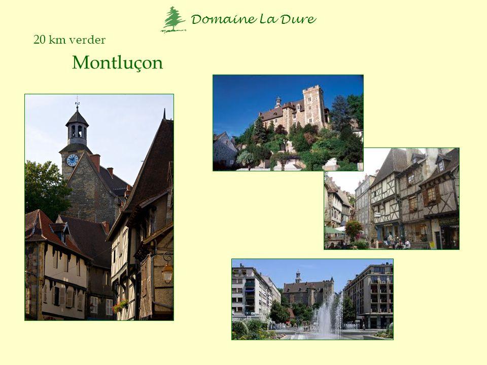 Domaine La Dure Evaux les Bains Het kuuroord