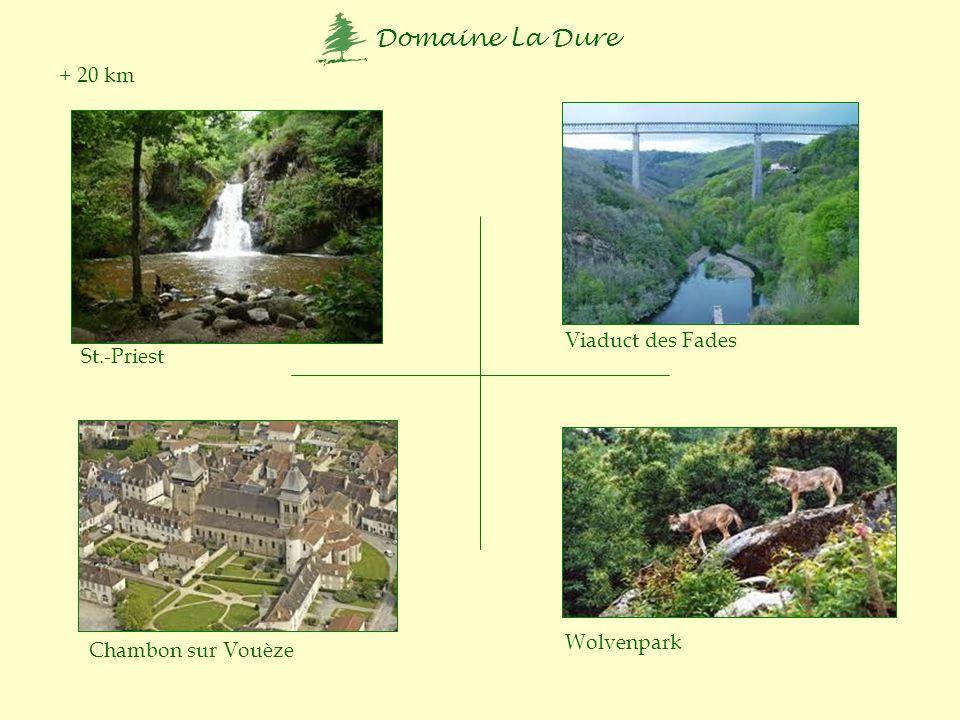 Domaine La Dure Néris les Bains