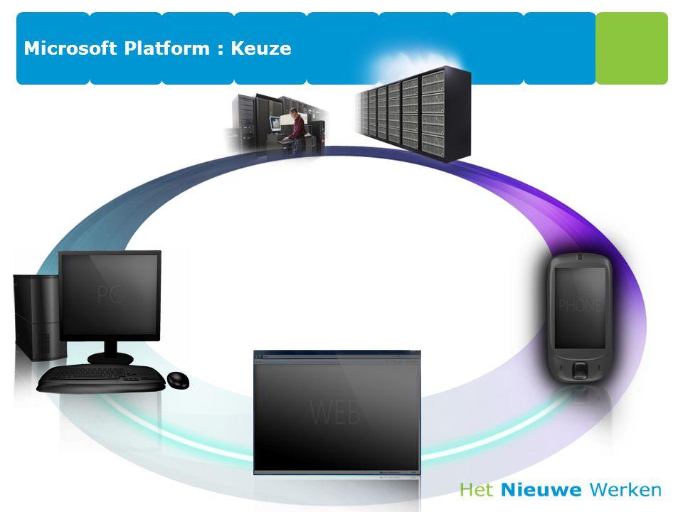 Computers Networks Building Block Services 3 rd Party Apps & Solutions Online Services Live Services Datacenters Microsoft Services Platform