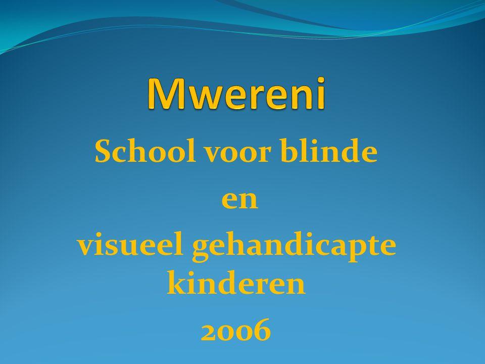 School voor blinde en visueel gehandicapte kinderen 2006