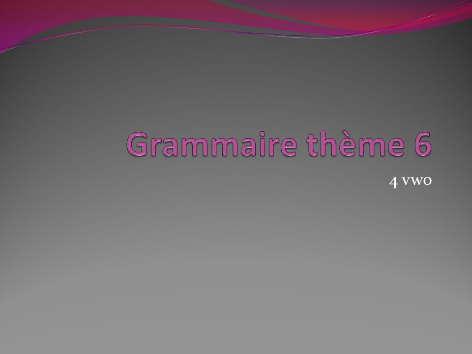 De vraagzinnen Je kan in het Frans de zin op 3 manieren vragend maken: een gewone zin, maar dan vragend uitgesproken + .