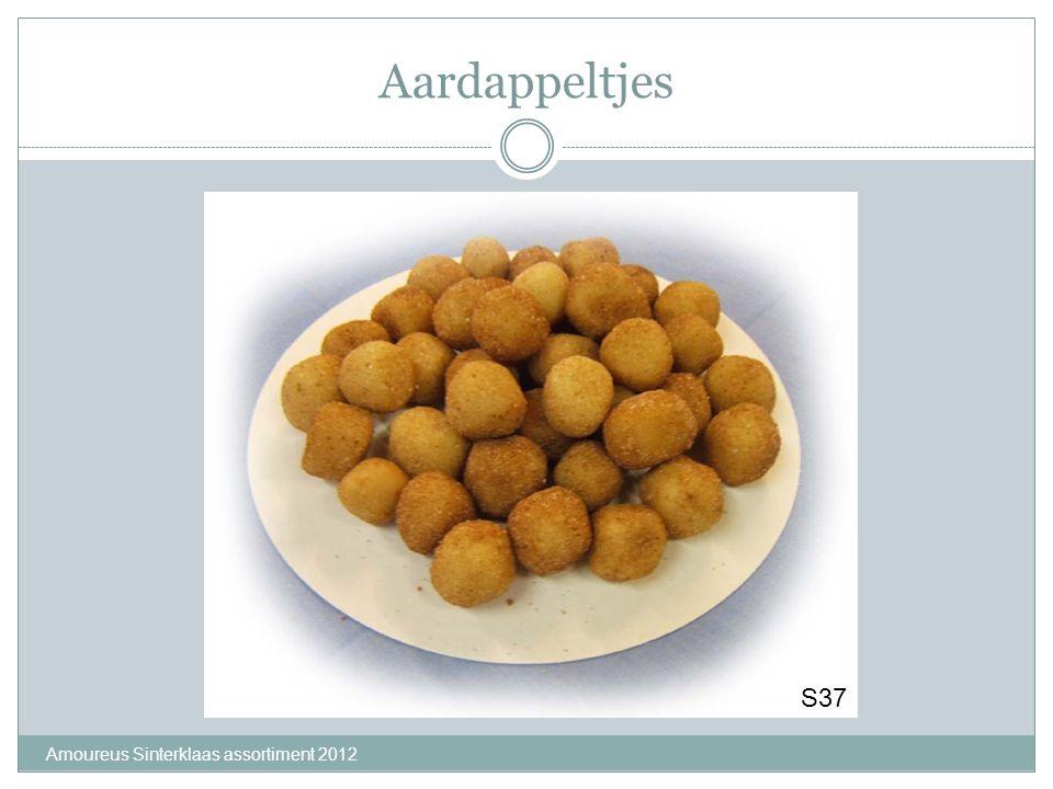 Aardappeltjes Amoureus Sinterklaas assortiment 2012 S37