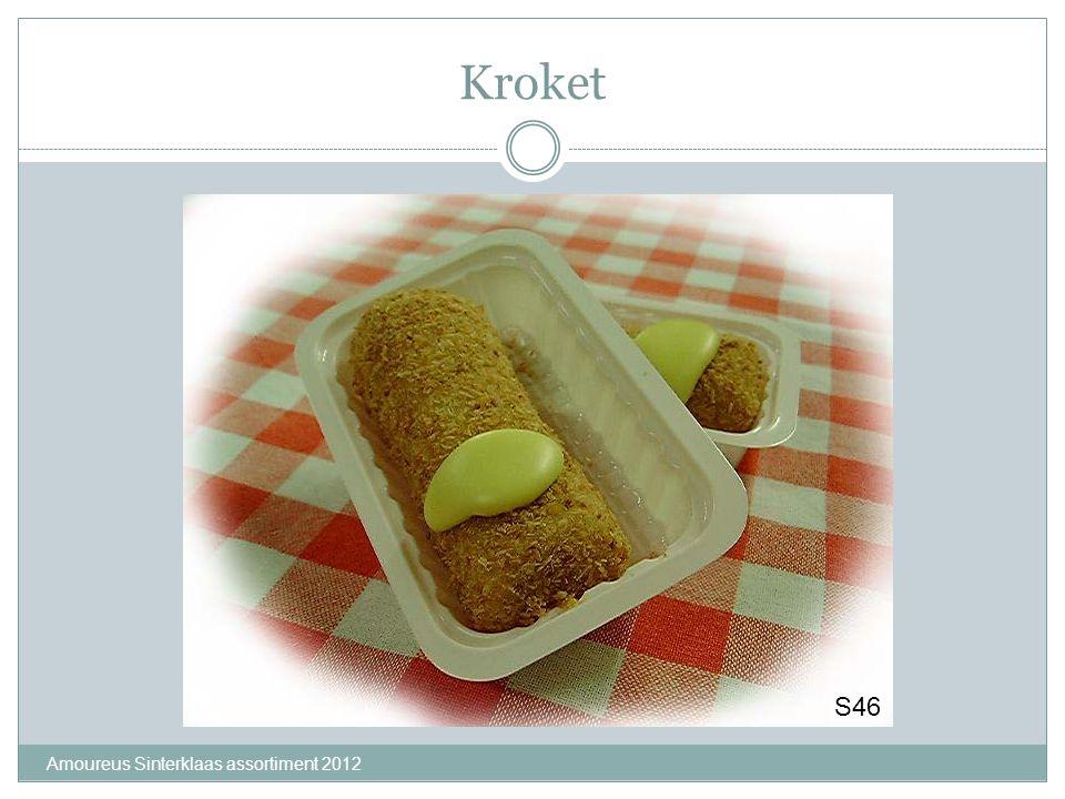 Kroket Amoureus Sinterklaas assortiment 2012 S46