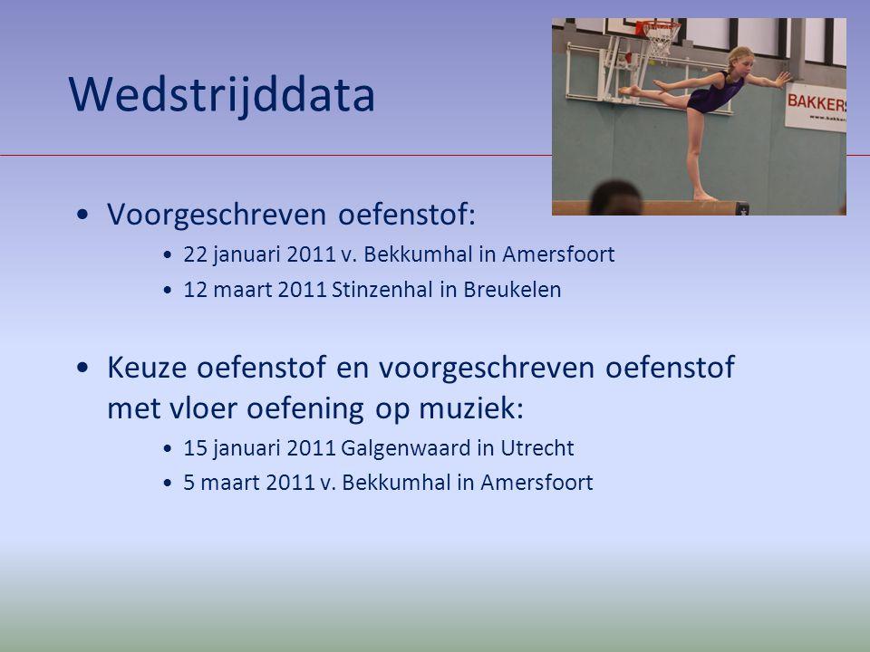 Wedstrijddata Divisie 4 Regio finale16 april 2011 v.