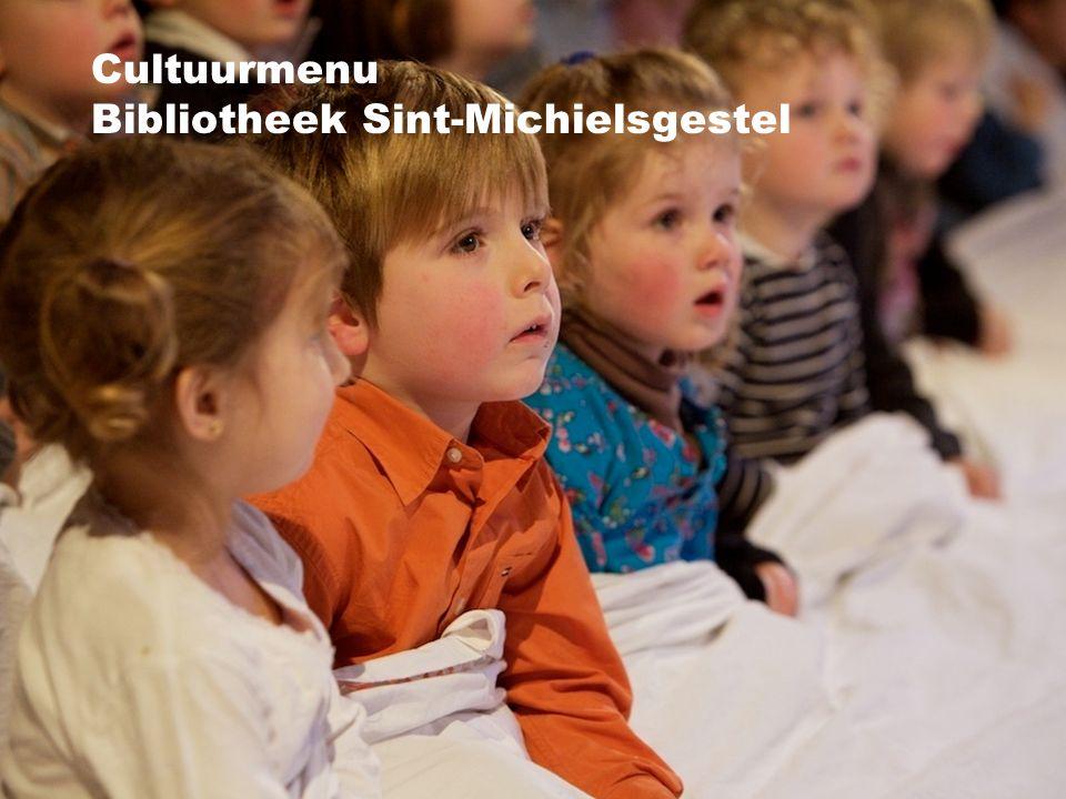 18-10-2010 7 Cultuurmenu Bibliotheek Sint-Michielsgestel