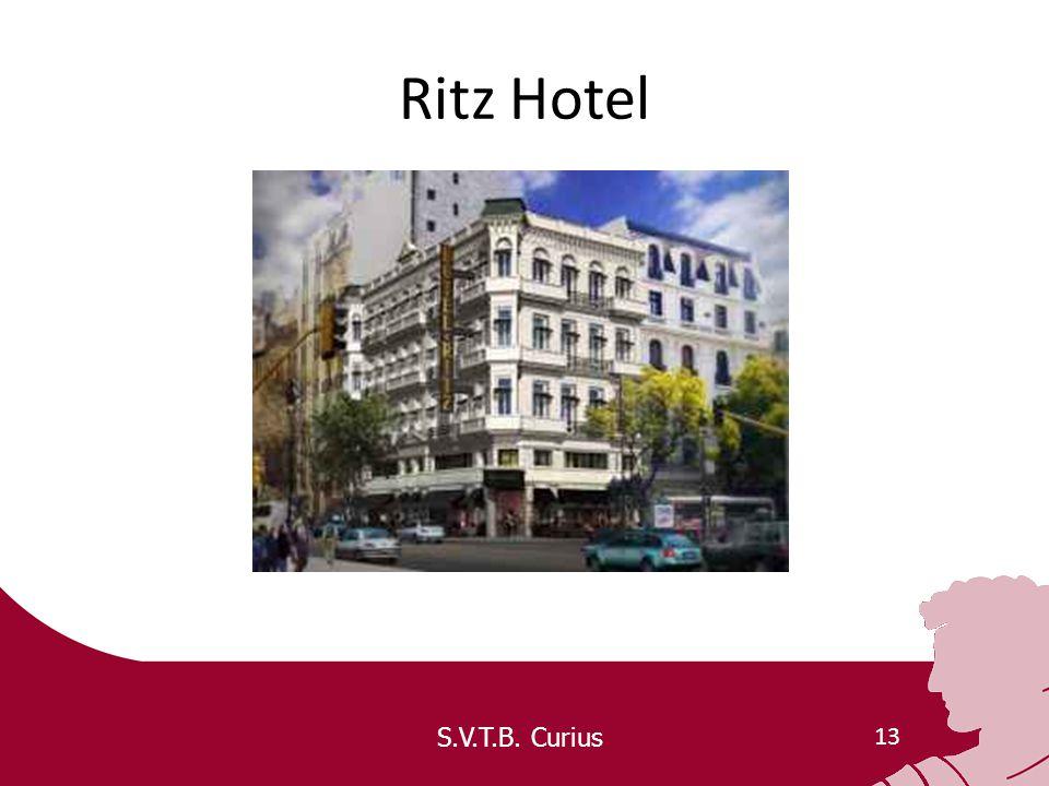 S.V.T.B. Curius 13 Ritz Hotel