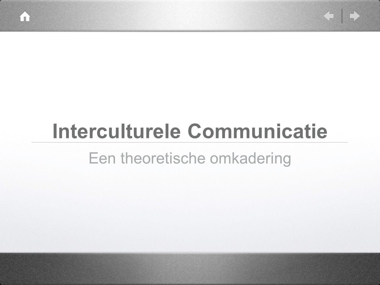 Inhoud Het communicatiemodel Definitie interculturele communicatie Het belang van interculturele communicatie Conclusie