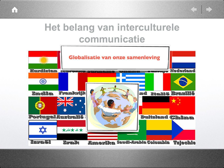 Het belang van interculturele communicatie