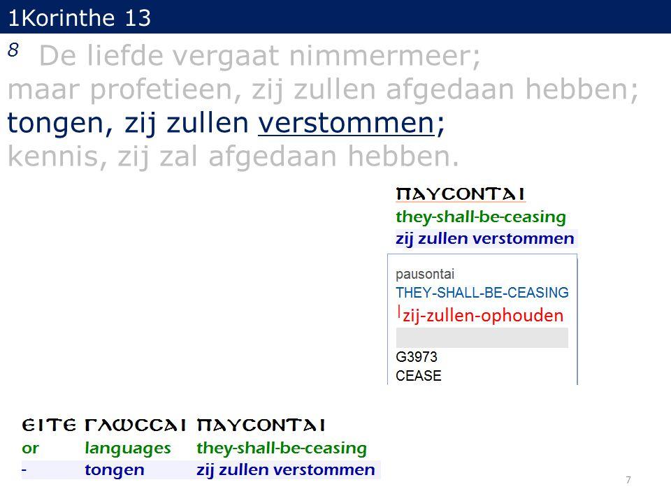 18 16 ELK van God ingegeven schriftwoord is ook nuttig om te onderrichten, te weerleggen, te verbeteren en op te voeden in de gerechtigheid, 17 opdat de mens Gods VOLKOMEN zij, tot ALLE goed werk volkomen toegerust.