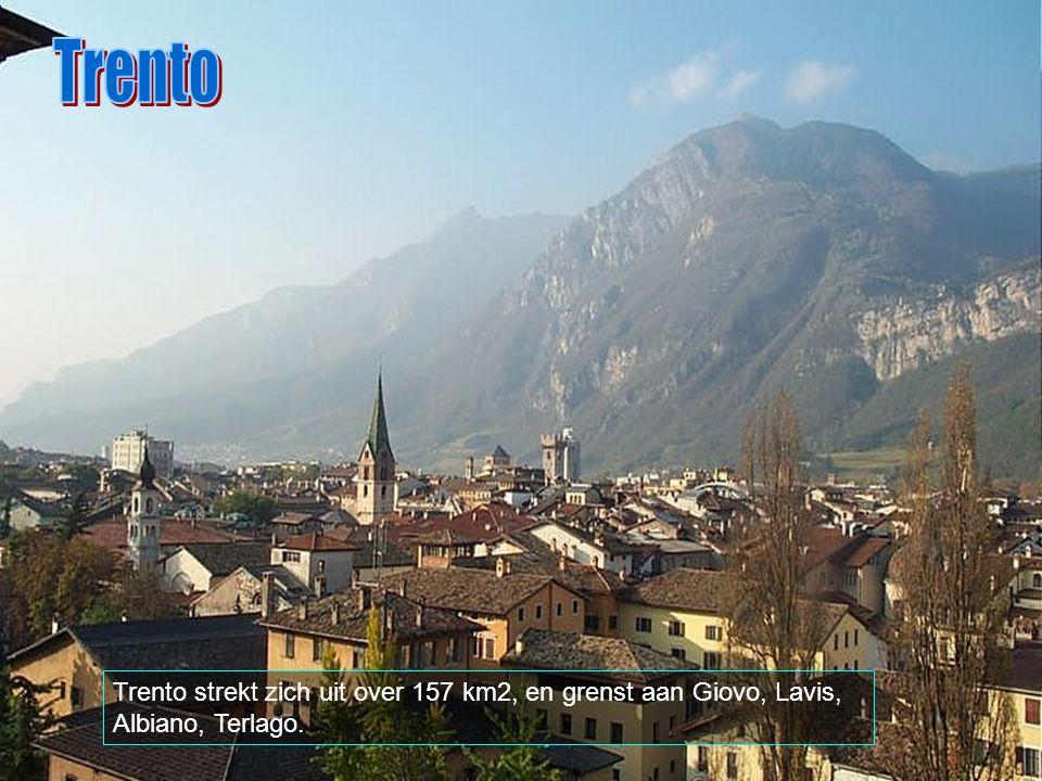 Trento (In 't Nederlands Trente, in 't Italiaans