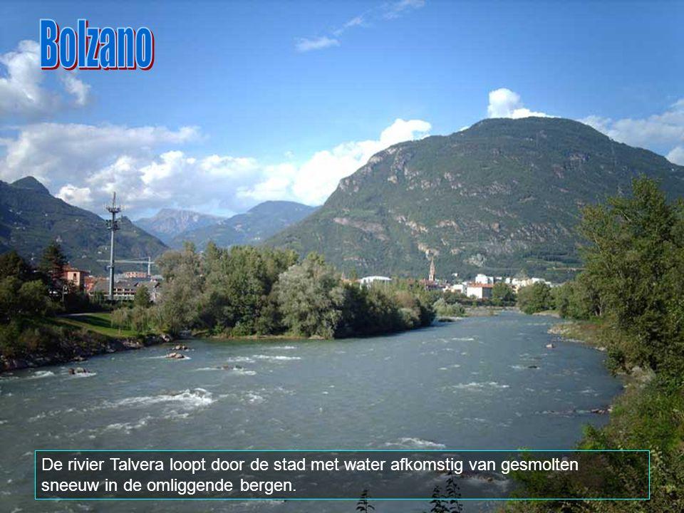 Bolzano (Bozen) is een Italiaanse gemeente uit de regio Trentino-Alto Ádige, provincie Bolzano, met ongeveer 95.000 inwoners.