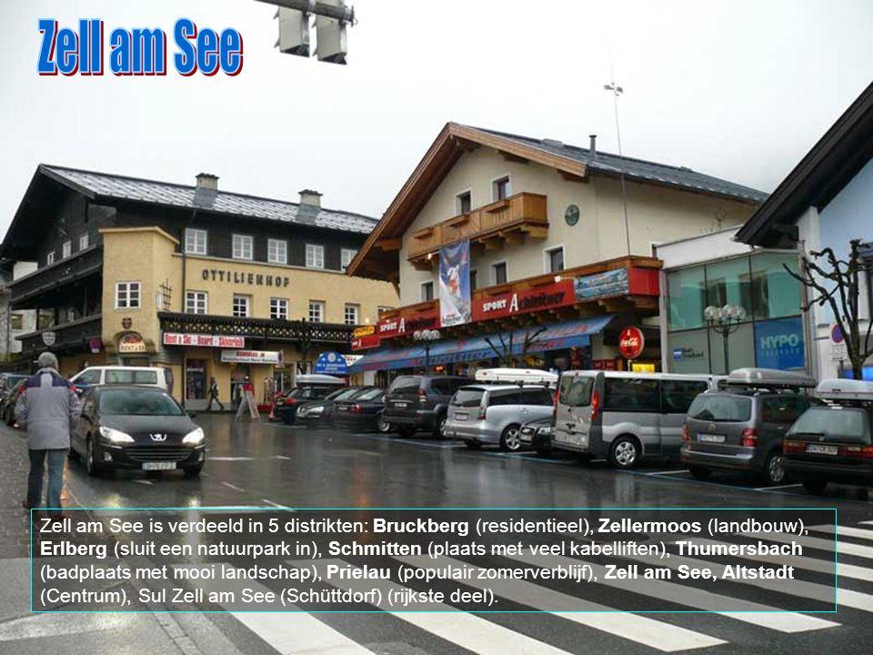 Zell am See was al bewoond in de tijd van de Romeinen. In 740 na Christus, stichten monniken er het dorp