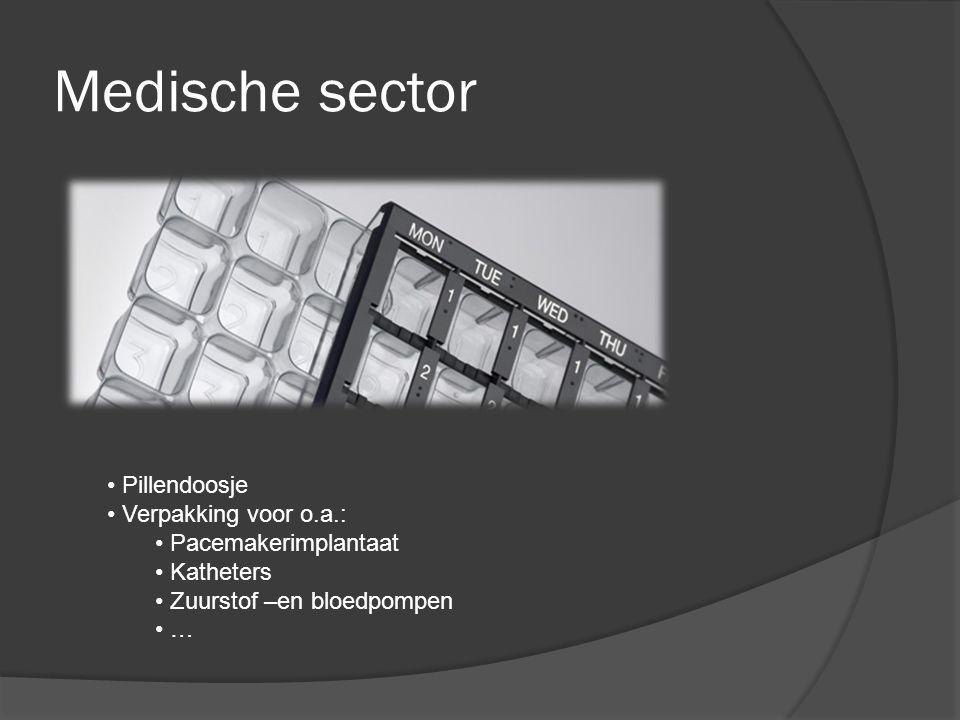 Elektronica Vacuüm verpakte onderdelen voor elektronica