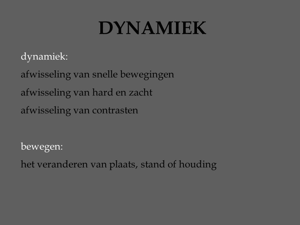 dynamiek op drie domeinen 1.