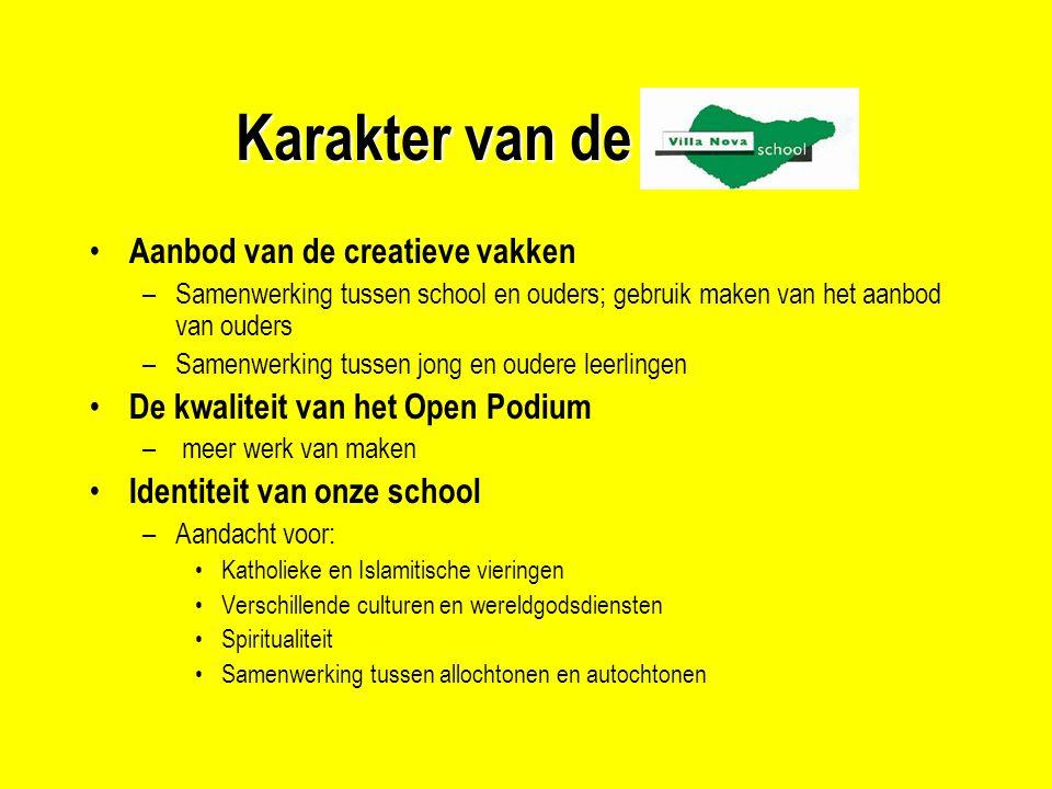 Karakter van de school Waarom wel vrij voor Marokkanen en Turkse kinderen als zij een feest hebben en Nederlandse kinderen niet.