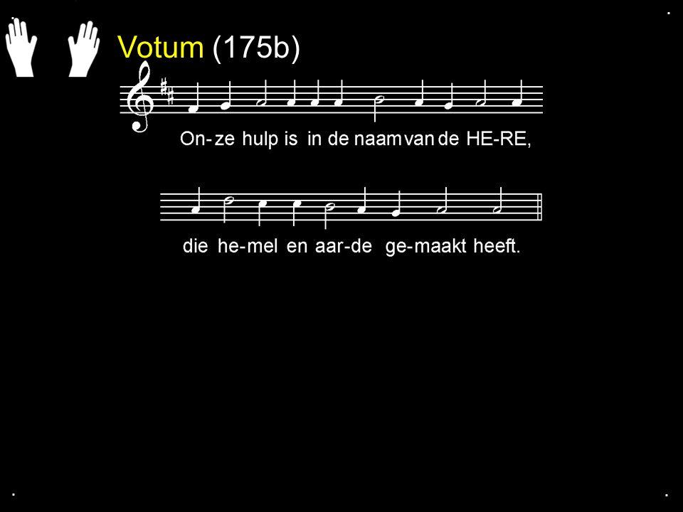 Votum (175b)....